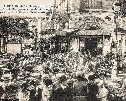la-rotonde-montparnasse-noir-et-blanc-3